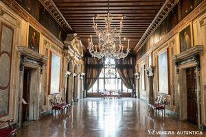 Interno del Palazzo Mocenigo