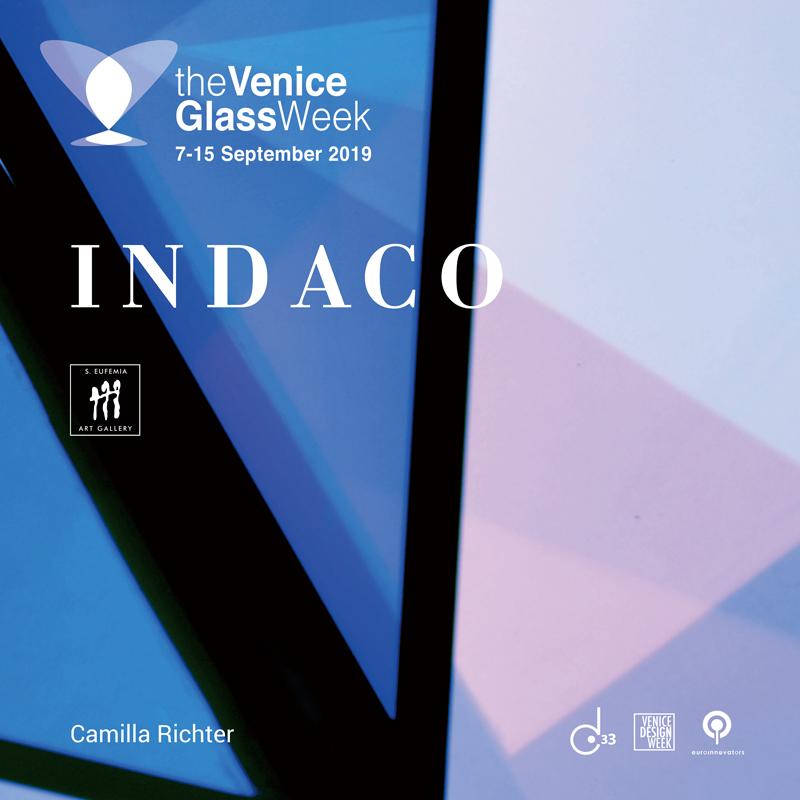 Indaco esposizione a cura di Arte e Design Venezia