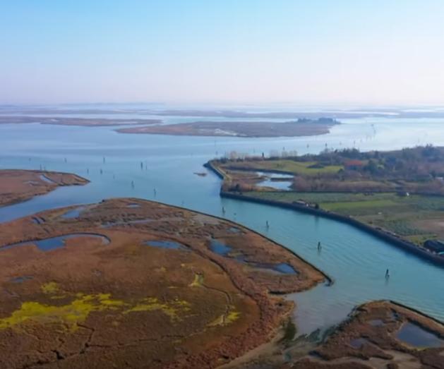 Venice Lagoon documentary