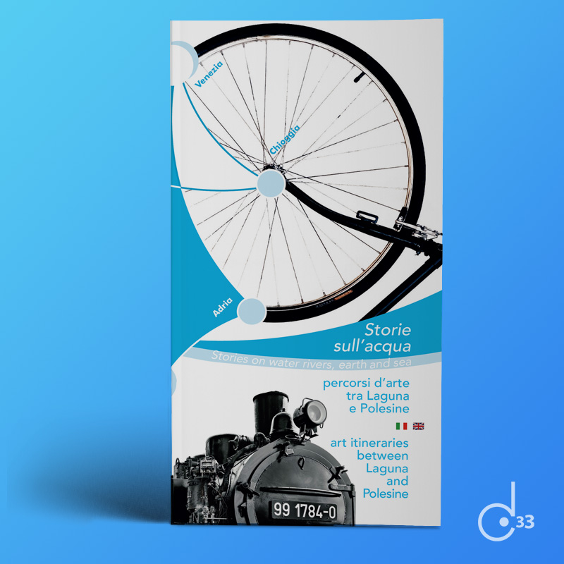 brochure grafica a cura di Design33